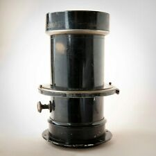 ANTIQUE WOLLENSAK  F 3.8 #3 VITAX PORTRAIT LENS, PAT. 1907 LARGE FORMAT