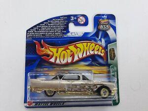 Hot Wheels Treasure Hunt 1957 Cadillac Eldorado Brougham 2003 T-Hunt