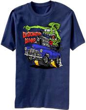 Rat Fink Designated Driver Ed Roth Kustom Kulture Adult Mens T Tee Shirt BD207