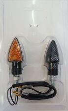FRECCE CARBON LAMPADA CORTE OMOLOGATE per DUCATI 750 SS Desmo - 800 Sport - 851