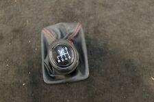 Mercedes SLK R 170 Schaltknauf Leder schwarz für 6 Gang manuelles Getriebe (5)
