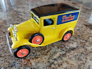 The Eastwood Company Posies 1931 Ford Panel Truck Coin Bank #199300 New In Box
