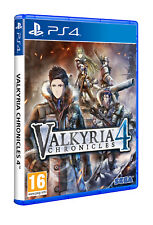 Valkyria Chronicles 4 Launch Edition Ps4 Game