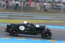 Bentley 4,5 Litre Blower no61 Le Mans Classic 2018 Motorsport Photograph Picture
