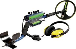Minelab Excalibur II, deep diving Metal Detector