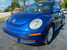 2008 Volkswagen Beetle-New S 2dr Coupe 5M