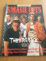 Smash Hits Magazine August 86 FGTH, Prince, Depeche, Queen, PSB, Janet J. VGC