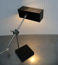 mid century design 60s - Minimalistische Designer Tisch Lampe Tischlampe ~ 60er