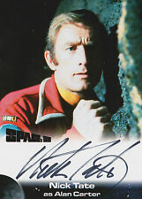 Space 1999 Autograph Trading Card NT1 Nick Tate As Alan Carter