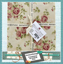 Layer Cake WELCOME HOME Quilt 10inch squares Country Quilting Fabric NEW FREE...