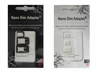 KARTENADAPTER SET NANO MICRO NORMAL SIM ADAPTER PREPAID VERTRAG HANDY TABLET Z12