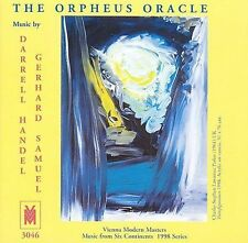 NEW Music from Six Continents 1998 Series: The Orpheus Oracle (Audio CD)