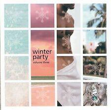 Winter Party Vol. 3 DJ Monty Q CD 2000, 2 Discs Centaur DANCE ELECTRONIC