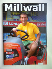 Millwall v Blackpool - Coca-Cola League 1 2006/07 MINT PROGRAMME