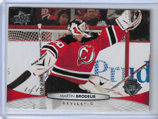 2019-20 Upper Deck Series 2 30th Anniversary 1/1 Martin Brodeur