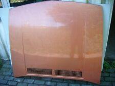 Audi 100 200 C2 Typ 43 Motorhaube mit 2 Wischdüsen Haube vorn bronze