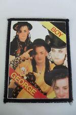 Boy George culture club artist Photo Sew On patch music 1