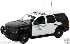 First Response 1/43 Oklahoma State Police Highway Patrol Chevy Tahoe SUV