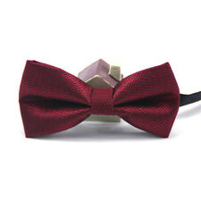 Gentlemen Mens Pre Tied Satin Dickie Adjustable Bow Ties Bowties Wedding Party