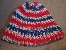 loom knit beanie hat