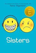 Sisters by Raina Telgemeier (2014, Hardcover)
