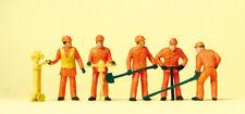 Preiser H0 Art.Nr. 14035  Gleisbauarbeiter