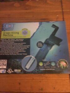 AA-Aquarium Green Killing Machine UV Sterilizer System with Power Head, 9 Watts