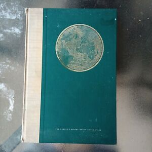Vintage 60s READERS DIGEST Great WORLD Atlas Book
