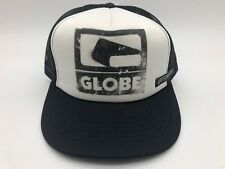 Globe Men's Trucker Snap Back Hats One Size--OSFM