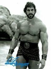 Lou Ferrigno Signed Autographed 8x10 Hercules Photograph