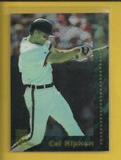 Cal Ripken Jr 1994 Topps Team Stadium Club Finest Insert Card # 8 Orioles HOF