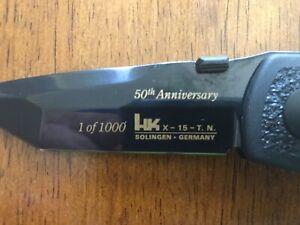 Heckler & Koch HK 50th Anniversary 1 of 1000