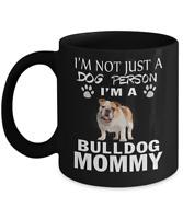 Bulldog, British Bulldog, English Bulldog, Coffee Mug