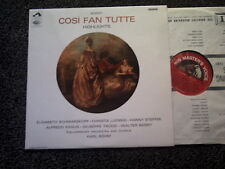 MOZART-HIGHLIGHTS FROM COSI FAN TUTTE-BOHM- PHILHARMONIA ORCHESTRA