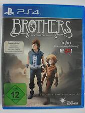 Brothers - A Tale of Two Sons - Zwei Brüder, 1 Fantasie Welt - Wasser des Lebens