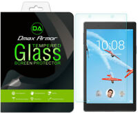 Dmax Armor Tempered Glass Screen Protector Saver Shield  for Lenovo Tab 4 8""