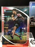 2020 Panini Absolute John Hightower IV RC Red Square SP To /199
