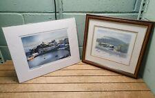 Fine art prints by Dilys Hackett & Geoffrey Cowton. Pembrokeshire / Yorkshire 5A