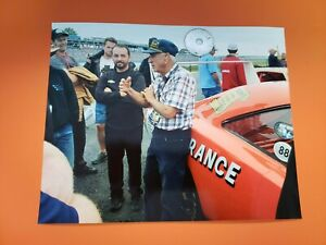Dave Marcis With K & K Insurance NASCAR 1969 Dodge Daytona 8 X 10 Talladega