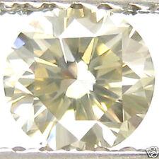 1.39ct HUGE DAZZLING 100% NATURAL GOLDEN YELLOW TINT DIAMOND EARTH MINED DIAMOND