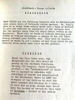 "1938 JOHN WAYNE rare vintage Western movie script ""STAGECOACH"" John Ford SCARCE!"
