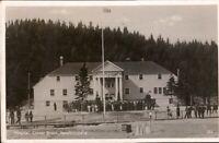 Vintage Newfoundland Postcard - Hospital in Corner Brook, Real Photo,  pb6