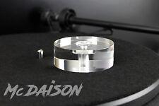 McDAISON - BOLLA PER GIRADISCHI piatto livella hi-fi phono puntina testina shell
