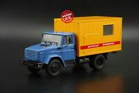 SSM 1:43 RZM-52(4333) Russian Truck Diecast Toy Model