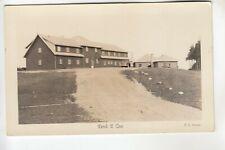 Real Photo Postcard Hotel ? Perce Quebec Canada