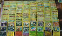 100 Pokemon Cards Bulk Lot - Rares, Holos & Shiny! Best Value! Great Gift!