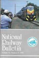 NRHS Bulleton National Railway Historical Society V52 N3 Convention Issue