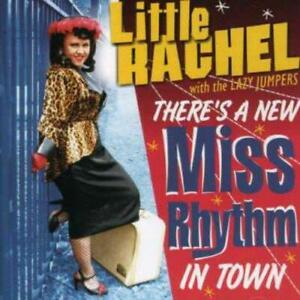 There's a New Miss Rhythm in Town ~ Little Rachel CD