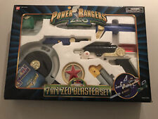 *Accepting Offers!* Power Rangers Zeo 7 In 1 Blaster Set