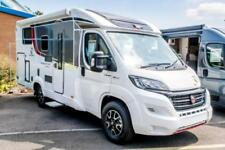 2018 Automatic Campervans & Motorhomes with Back Seat Safety Belts